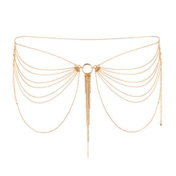 Magnifique Taillenkette - Gold