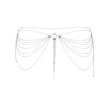 Magnifique Taillenkette - Silber