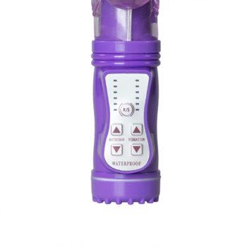 Butterfly Vibrator in Violett