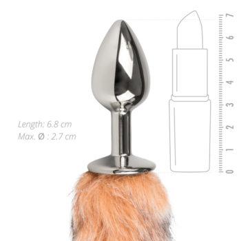 Fuchsschwanz Plug