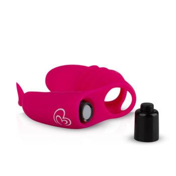 Fingervibrator- Pink