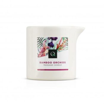 Exotiq Massagekerze Bamboe Orchideeën - 60g