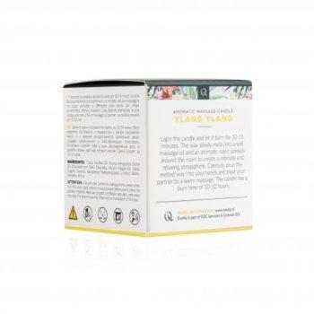 Exotiq Massagekerze Ylang Ylang - 60g