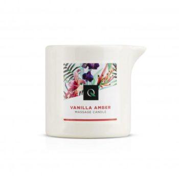 Exotiq Massagekerze Vanille Amber - 60g