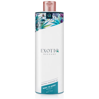 Exotiq Body To Body Körperöl - 500 ml