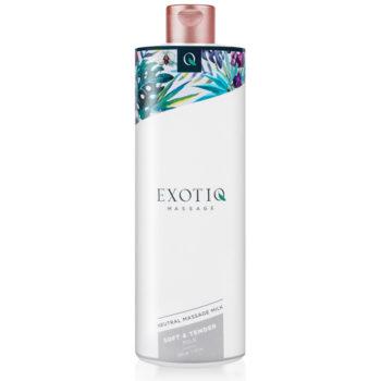 Exotiq Soft & Tender Massagemilch - 500 ml