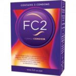 FC2 Frauenkondome - 3 Stück