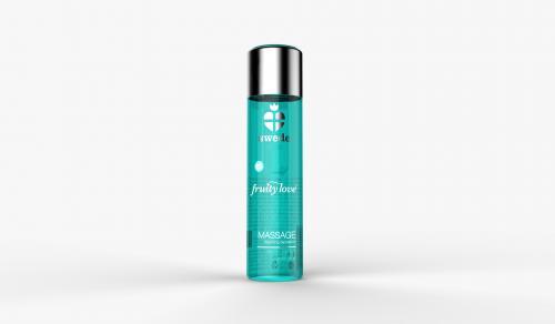 Brombeere/Limette Gleitmittel auf Wasserbasis - 120 ml