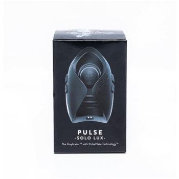 PULSE SOLO LUX Masturbator mit Fernbedienung