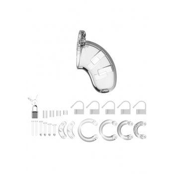 ManCage 01 Keuschheitskäfig - transparent