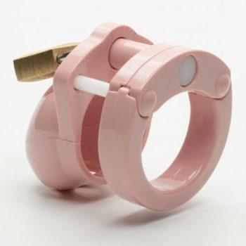 CB-X - Mini Me Keuschheitsäfig - Rosa