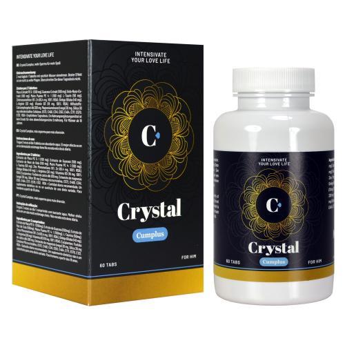 Crystal - Cumplus Tabletten für verbesserte Spermaqualität - 60 Stück