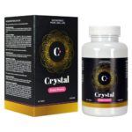 Crystal - Testo Power Testosteron-Verstärker-Tabletten - 60 Stück