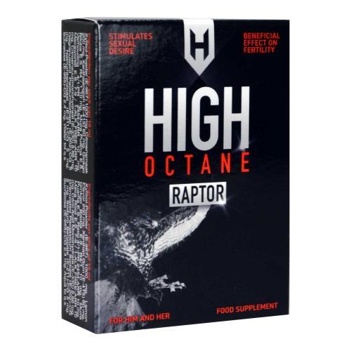 High Ocatane Raptor - Für Paare - 5 Päckchen