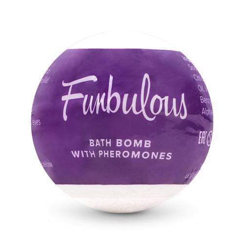 Badebombe mit Pheromonen - Fun