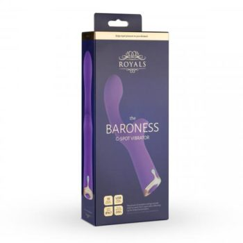 Royals - G-Punkt-Vibrator The Baroness