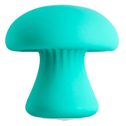 Pilzförmiges Massagegerät - Türkis