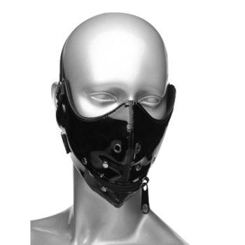 Lektor Mundkorb mit Reißverschluss