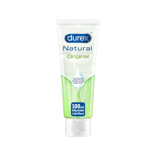 Durex Natural Gleitgel auf Wasserbasis - 100 ml