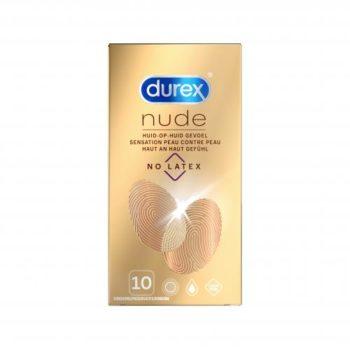 Durex Nude - 10 Stück