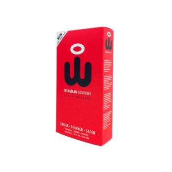 Wingman Kondome 8 Stück