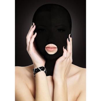 Subversion Maske in Schwarz
