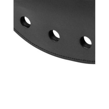 Strict Leather Abgerundetes Paddle mit Löchern