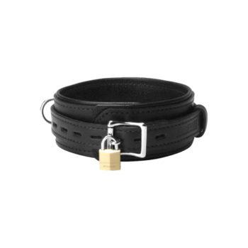 Premium Leder Halsband