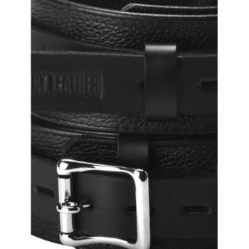 Deluxe Schenkelfesseln von Strict Leather