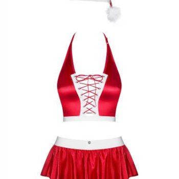 Ms. Santa Claus - Sexy Weihnachtskostüm für Frauen