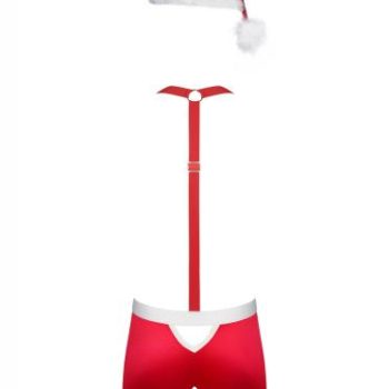 Mr. Santa Claus - Sexy Weihnachtskostüm für Männer